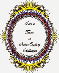 Topper At Indian Quilling Challenge