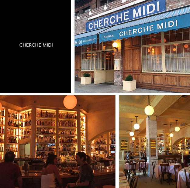 Cherche Midi Review, Cherche Midi NYC, Cherche Midi restaurant, Black Label Burger