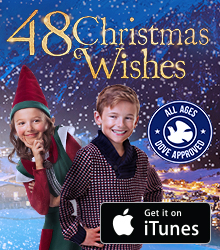 48 Christmas Wishes.Its A Wonderful Movie Your Guide To Family And Christmas