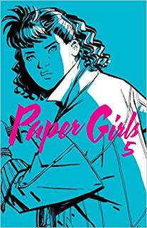 Paper Girls - Numero 05 PDF