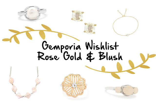 Gemporia Jewellery Wishlist