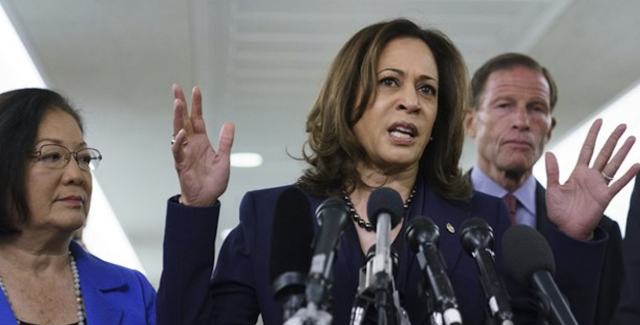 Kamala Harris Says 'Of Course' We Can Afford Green New Deal, Medicare For All and 'It's Not About a Cost'