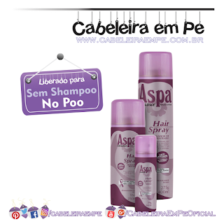Spray Aspa Romance (No Poo)