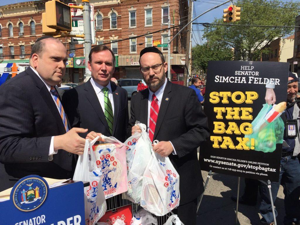 NYS Senator Simcha Felder: Using the Environment as a Weapon