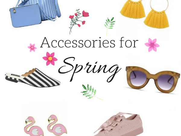 The accessories you need for spring