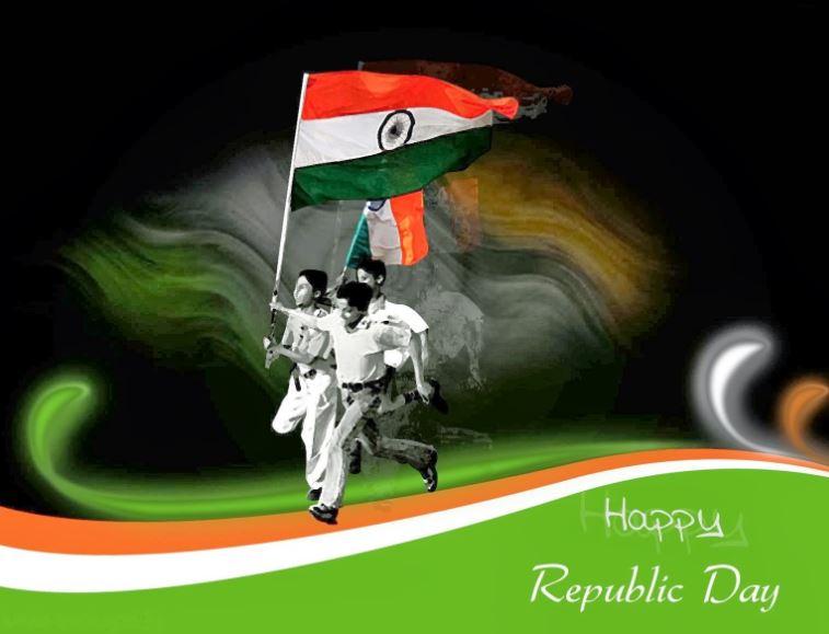 republic day cartoons wallpaper