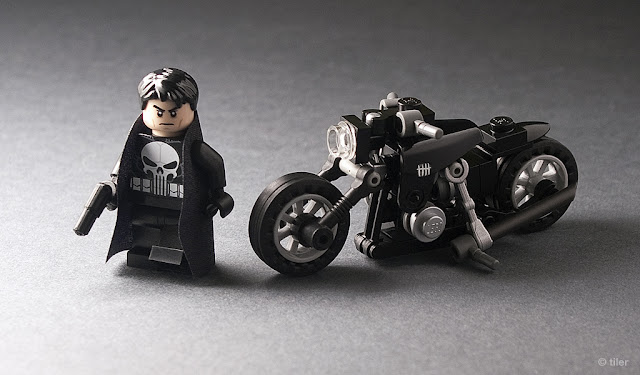 Lego Punisher by Tiler
