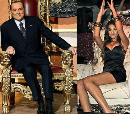 Silvio Berlusconi underage sex