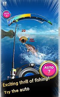 Dowload Game Fishing Time 2016 MOD APK v0.0.29 Offline