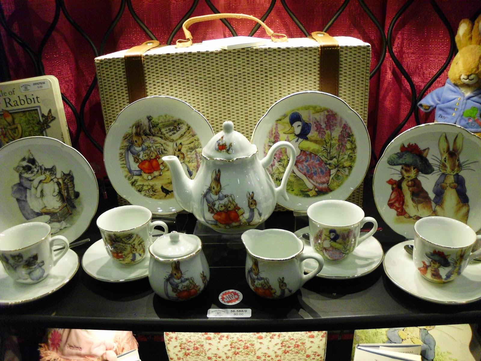 The Grandma Chronicles Heirloom Tea Sets By Reutter