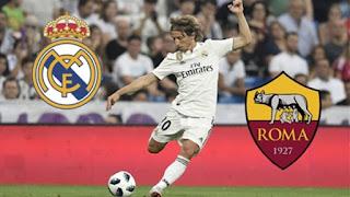 مشاهدة مباراة ريال مدريد وروما بث مباشر   اليوم 27/11/2018   دوري ابطال اوروبا Roma vs Real Madrid live