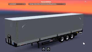 Schwarzmüller SPA trailer