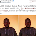 Kwara Civil Servant Charged To Court For Criticizing Saraki On Facebook (See Photo)