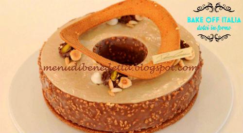 Torta Made in Italy ricetta Damiano Carrara da Bake Off Italia 6