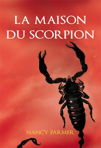 books boom la maison du scorpion de nancy farmer. Black Bedroom Furniture Sets. Home Design Ideas