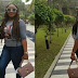 Nigerian Actress Ini Edo, shares Beautiful new photos from her Christmas Vacation abroad