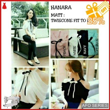 AFO439 Model Fashion Hanara 02 Modis Murah BMGShop