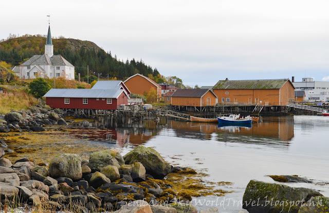 挪威,  羅浮敦群島, lofoten island, norway, moskenes