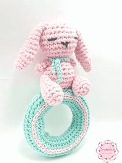 patron amigurumi conejo 3