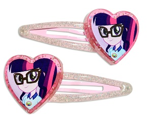 My Little Pony Equestria Girls - Legend Of Everfree  barrettes