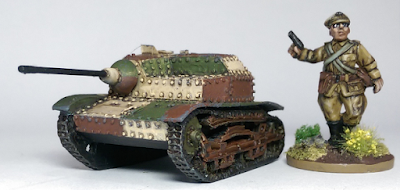 1/56 28mm Polish Tankette