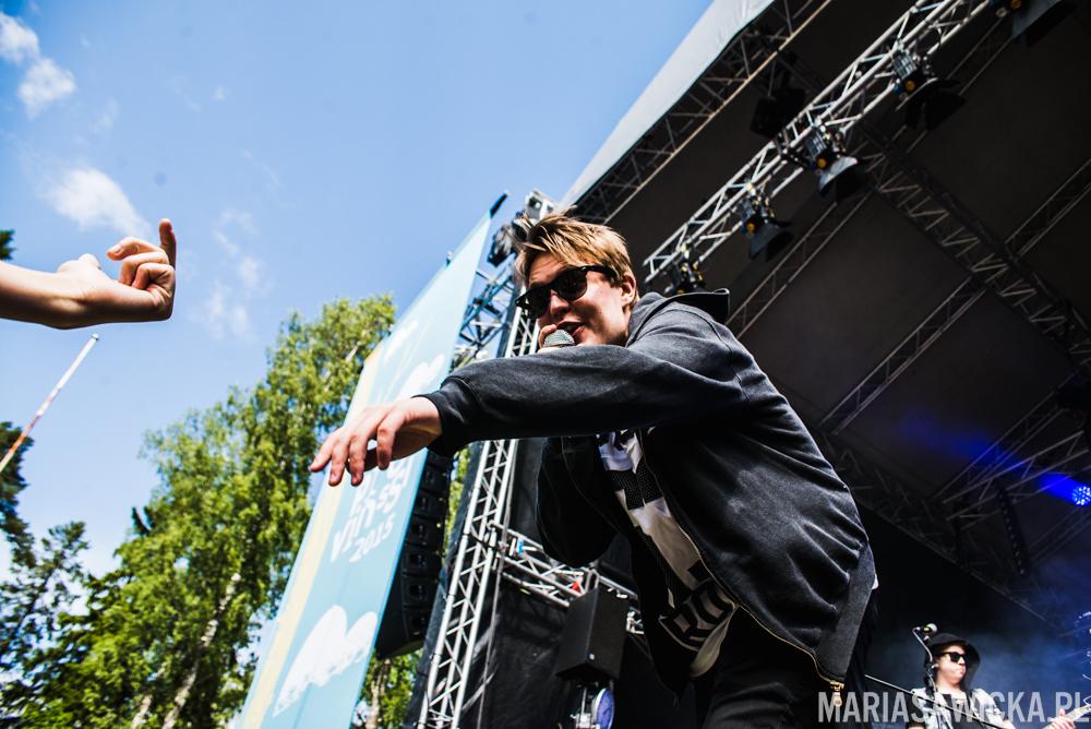 Blind Channel Provinssi Festivaali 2015 Seinäjoki