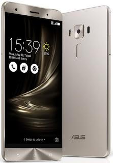 Spesifikasi dan Harga Asus Zenfone 3 Deluxe 4G LTE