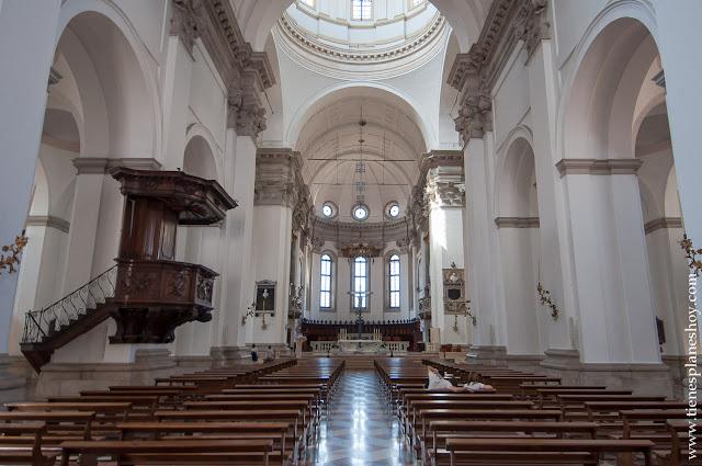 Catedral Padua Duomo Padova Italia viaje visitar