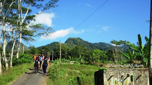 Perjalanan ke Candi Selogriyo, Magelang