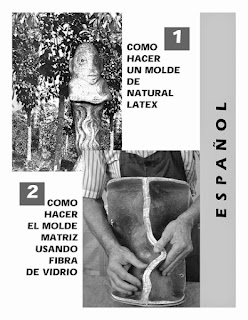 """Molde con Latex Natural"""