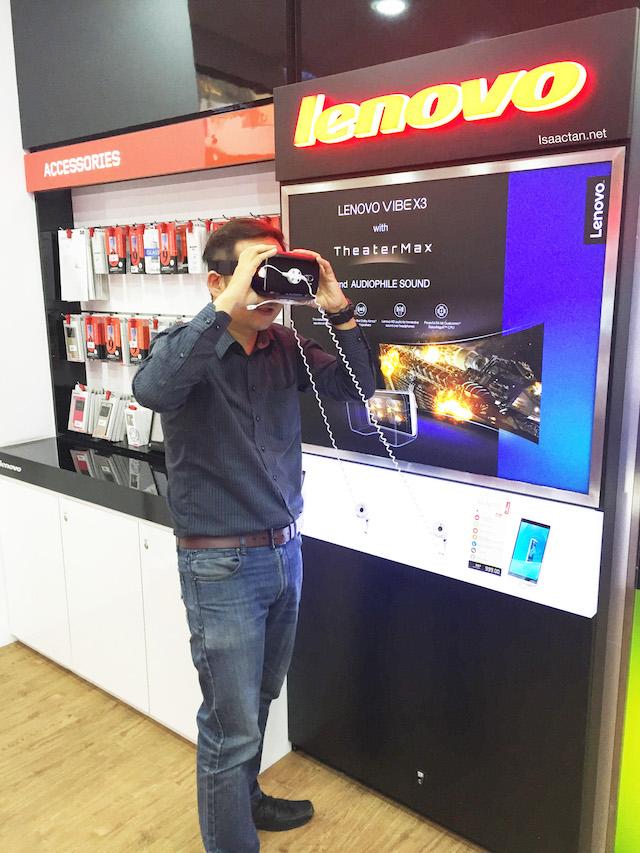 Lenovo Malaysia VR Technology #TheaterMaxMY Contest