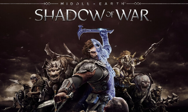 MIDDLE EARTH SHADOW OF WAR TÉLÉCHARGEMENT GRATUIT