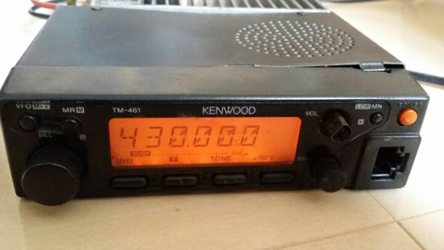 Kenwood TM-461A