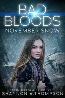 November Snow, Shannon A. Thompson, Goodreads