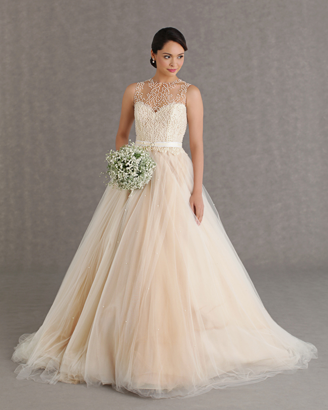 Wedding Ball Gowns 2014: Blog For Dress Shopping: 2014 New Style Ball Gown Wedding