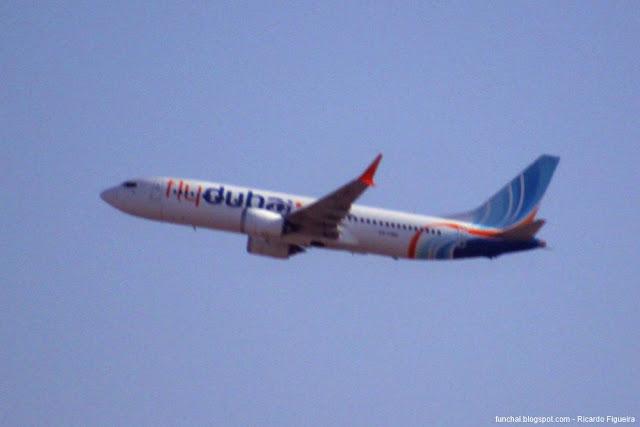 FLYDUBAI - AEROPORTO Do DUBAI - BOEING 737