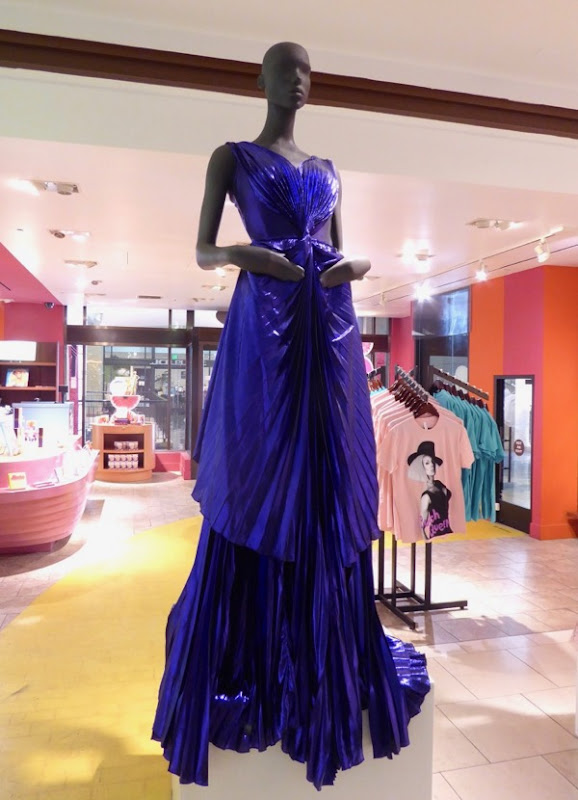 RuPauls Drag Race season 6 purple gown
