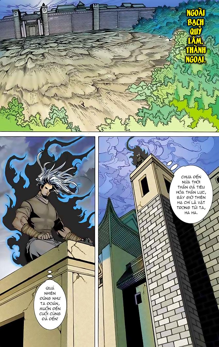 Bạch Phát Quỷ chap 7 - Trang 17