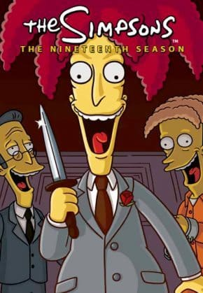 Os Simpsons - 19ª Temporada Desenhos Torrent Download capa