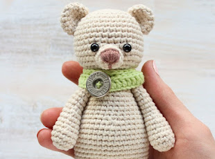 Amigurumi Free Patterns Bear : Amigurumi free patterns