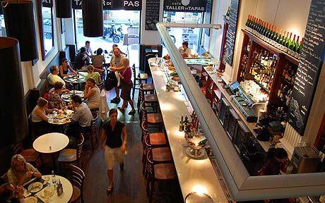 Bar Mundial em Barcelona