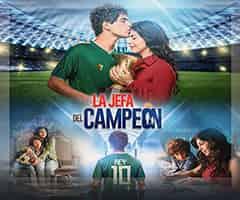 Miranovelas - La jefa del campeon Capítulo 2 - Las estrellas