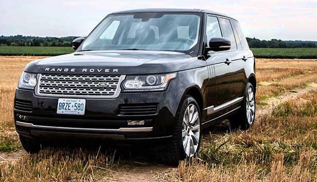 Foto Mobil Land Rover Range Rover
