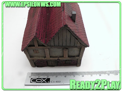 EPS-EMP03  2 Pre-painted Houses 5