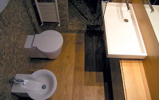 Decoración baños masculinos
