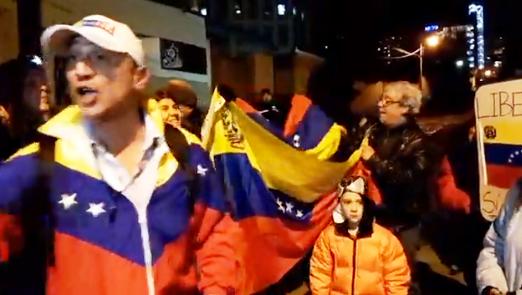 Residente venezolano lamentó el apoyo del MAS a Maduro sin conocer la realidad de ese país