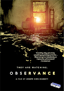 DVD & Blu-ray Release Report, Observance, Ralph Tribbey