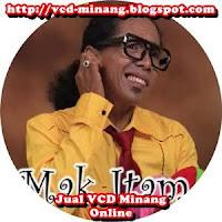 Mak Itam - Jikok Taragak (Full Album)