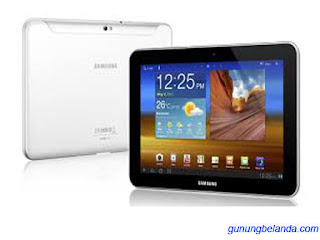 Cara Flashing Samsung Galaxy Tab 8.9 (3G + WiFi) GT-P7300