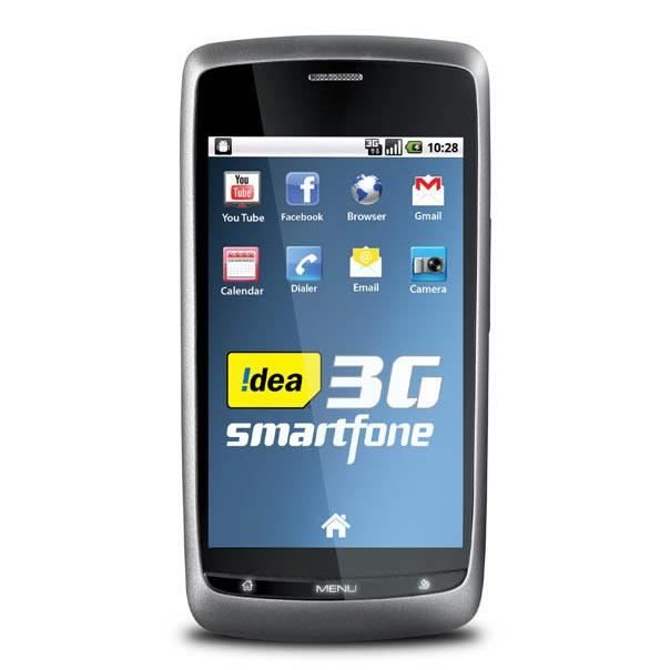 HOW TO HARD RESET YOUR IDEA 3G SMARTPHONE